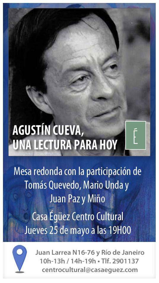 05-25-Lectura_AgustinCueva